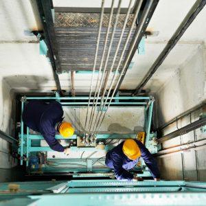Obnova in modernizacija dvigal